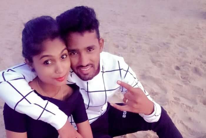 Cover - Shrikant's anniversary trip to Goa