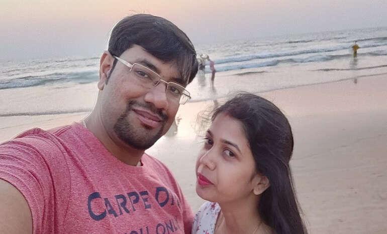 Cover - Shashank's Anniversary trip to Goa
