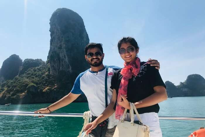 Cover - Bhansali's romantic trip to Thailand