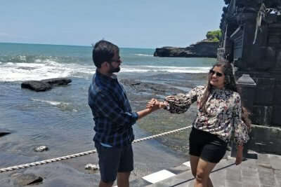 Cover - Vineet honeymoon trip to bali