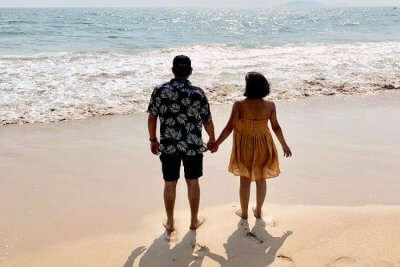 Cover - Saklani's Romantic trip to Goa