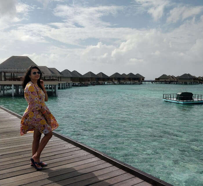 explore many islands in Maldives