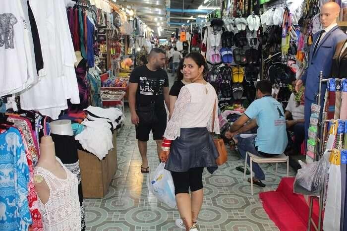 Thailand markets
