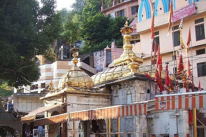 Famous temple in Himachal