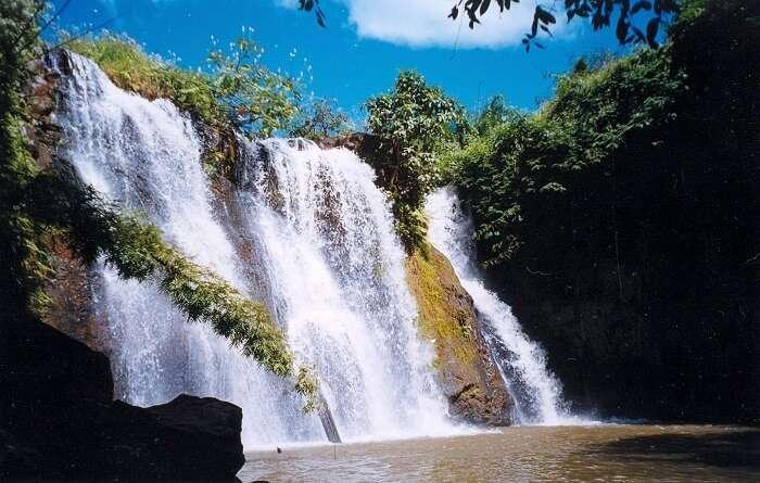 Ka Choung Waterfall