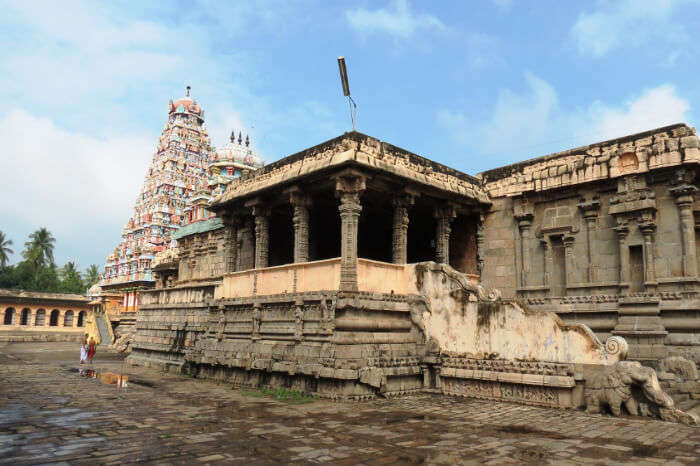 Kampaheshwara temple 1