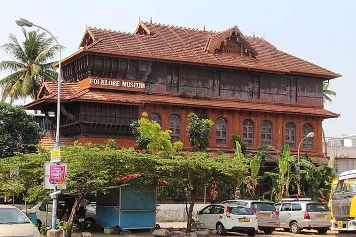 Kerala Folklore & Cultural Museum