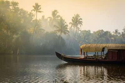 Kerala Honeymoon cover
