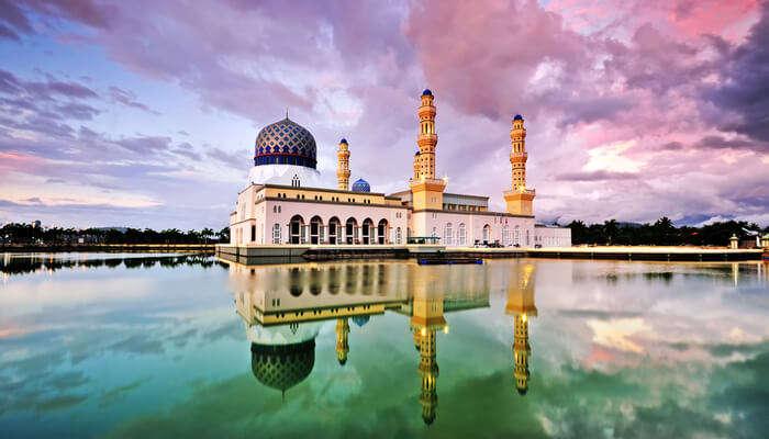Kota Kinabalu mosque