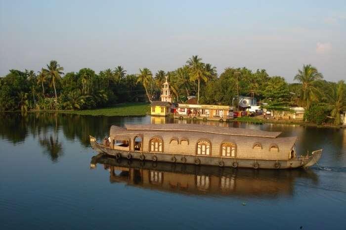 Rice bowl of Kerala