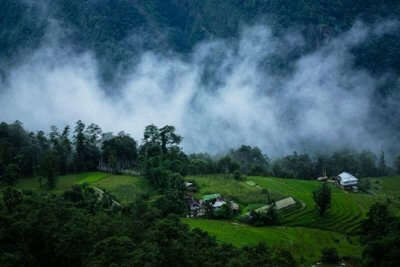 Monsoon Weather In Sikkim