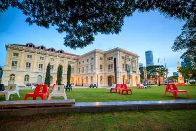 Museums Near Marina Bay Sands