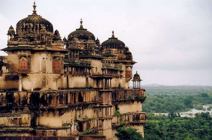Most significant town in Madhya Pradesh