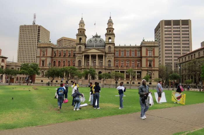 Pretoria Church Square