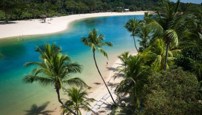 Sentosa Beaches
