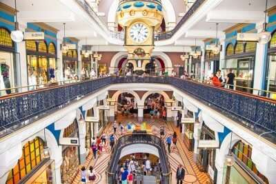 Shopping In Alexandria cover
