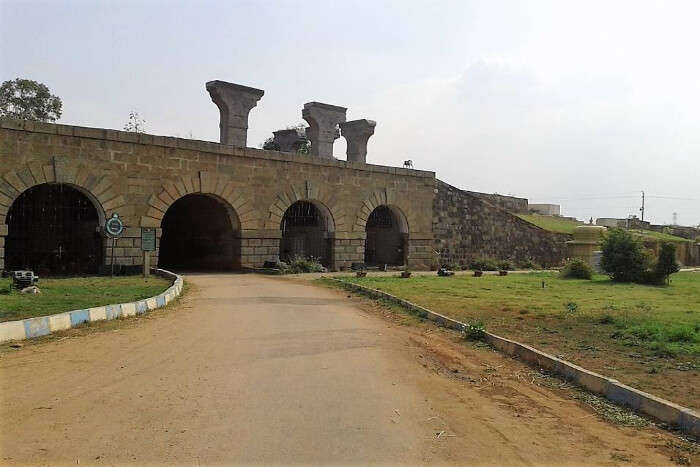 Fort Of Tipu Sultan