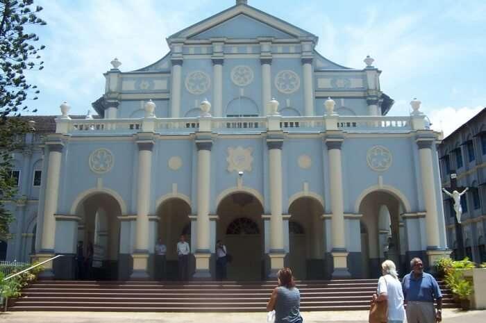 St. Aloysius Chapel is a beautiful sanctum