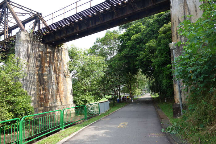 Sungei Pandan Bridge