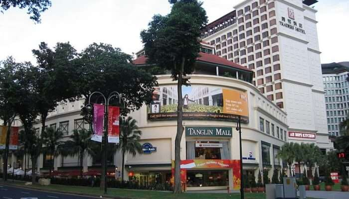 Tanglin Singapore