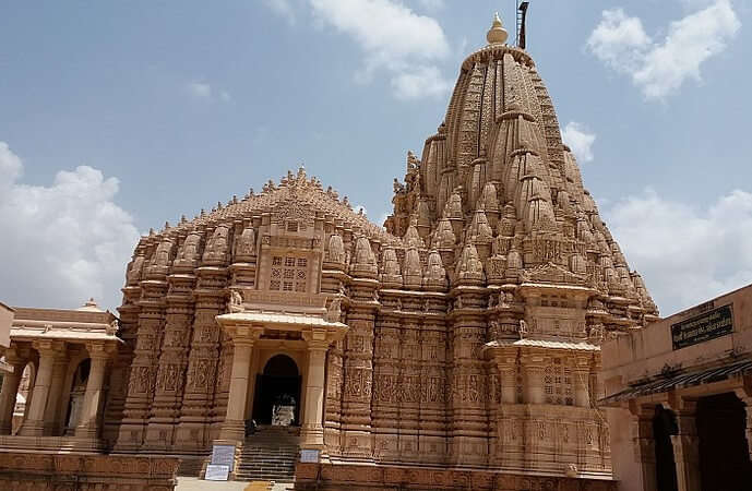 Taranga Jain Temple View