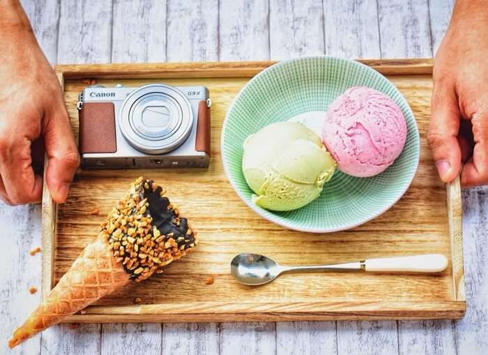 The Daily Scoop Ice Cream Cafe in singapore
