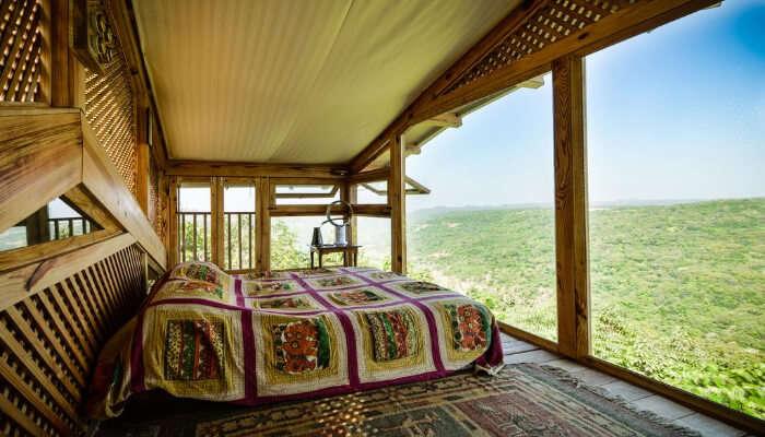 Machan Resort in Maharashtra