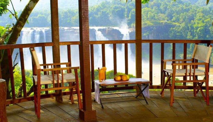 Rainforest Resort in Kerala