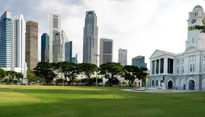 Things To Do In Raffles Place Singapore