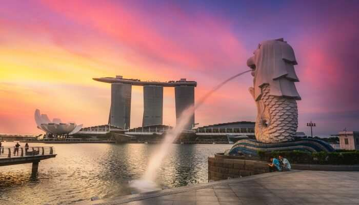 Things To Do Near Merlion Park Singapore