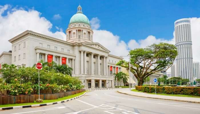Things To Do Near National Gallery In Singapore