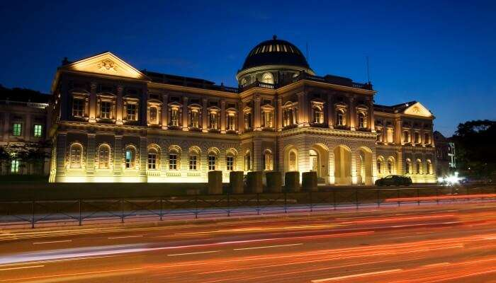 Things To Do Near National Museum Of Singapore