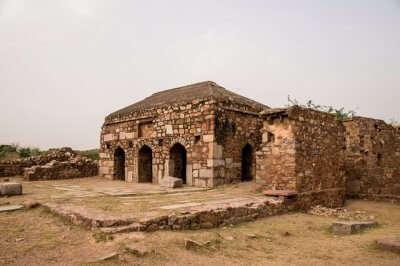 Tughlakabad Fort