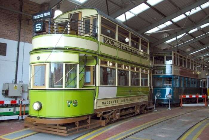 Wirral Tramway and Wirral Transport Museum