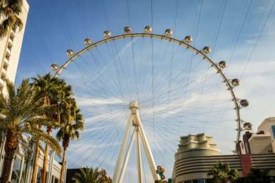Worlds Largest Ferris Wheel