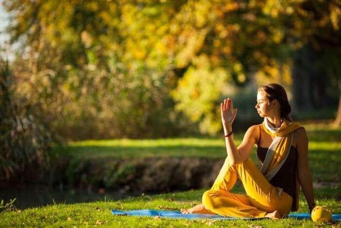 Yoga Retreats Near Delhi
