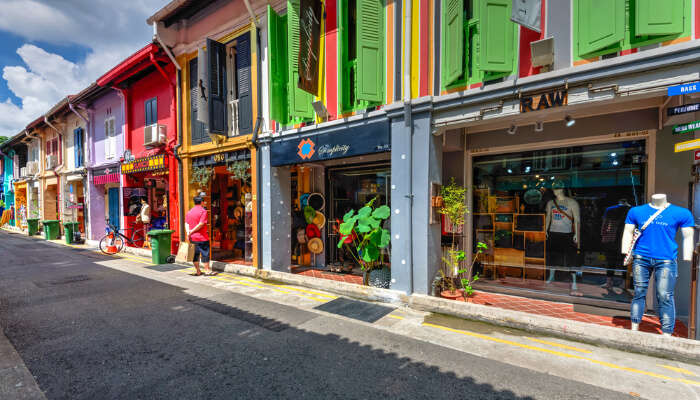Best Things To Do Near Haji Lane