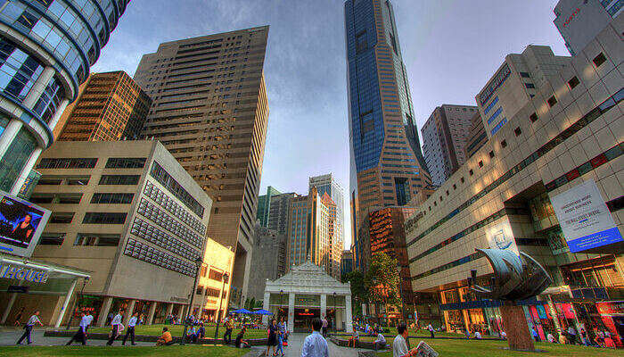 Best things to do in Raffles Place