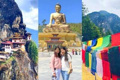 mohini all girls bhutan trip travelogue cover