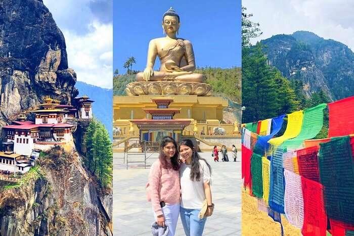 mohini all girls bhutan trip travelogue cover