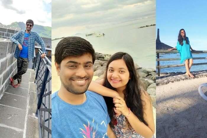 renuka mauritius honeymoon trip cover