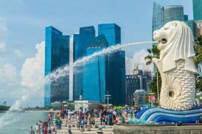 raffles place in may singapore