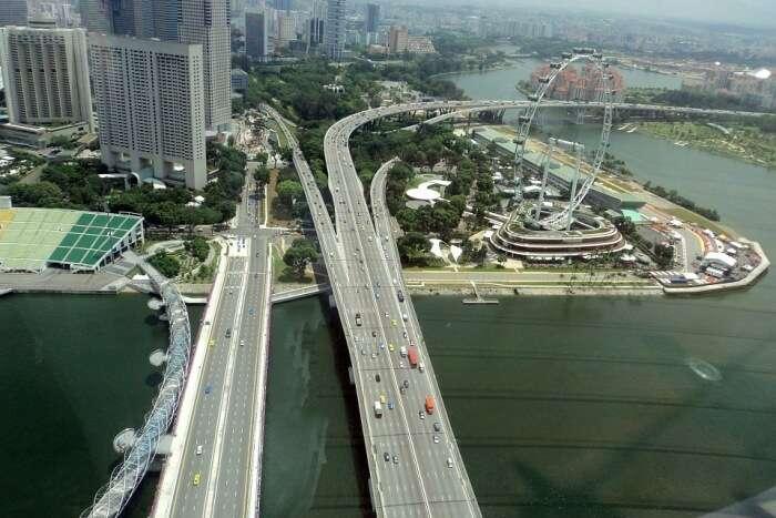 Vehicular bridge