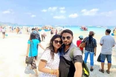 vijay andaman travelogue