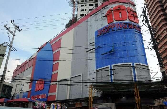 168 Shopping Mall In Manila