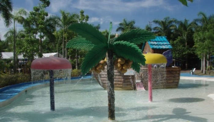 Water Park View