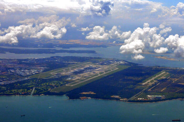 Changi Bay Singapore