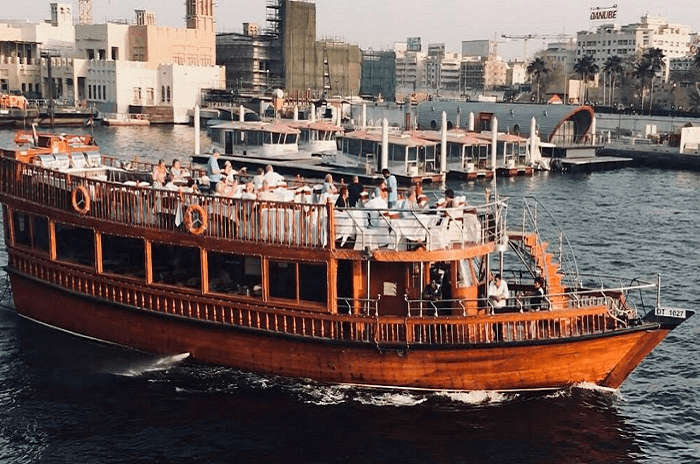 About Dhow Cruise In Dubai