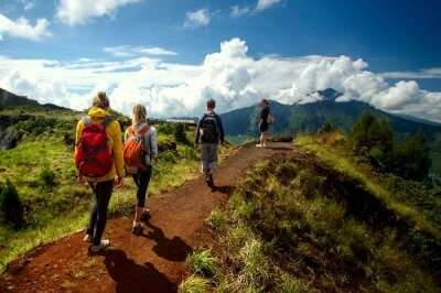 Adventure activities in Bali