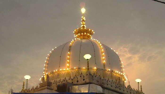Ajmer Sharif Dargah View